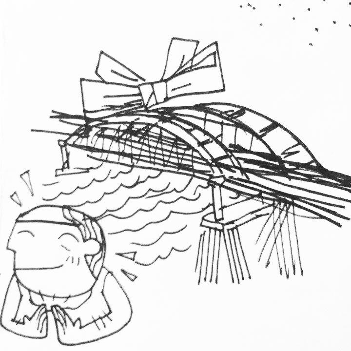Группа «Кружок» рисует для Buro 24/7 (фото 19)