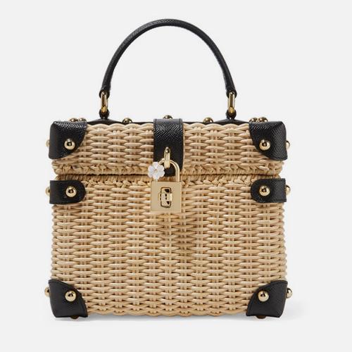 В вишлист: соломенные сумки (фото 8)