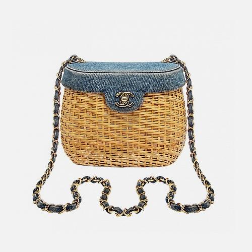В вишлист: соломенные сумки (фото 10)