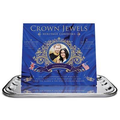 Какие сувениры просить у друзей из Лондона накануне свадьбы Меган Маркл и принца Гарри (фото 1)