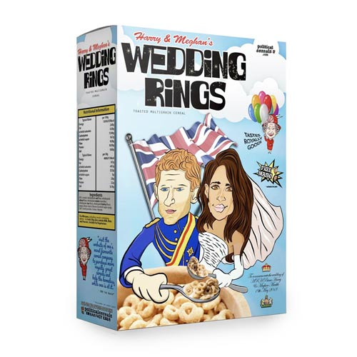 Какие сувениры просить у друзей из Лондона накануне свадьбы Меган Маркл и принца Гарри (фото 2)