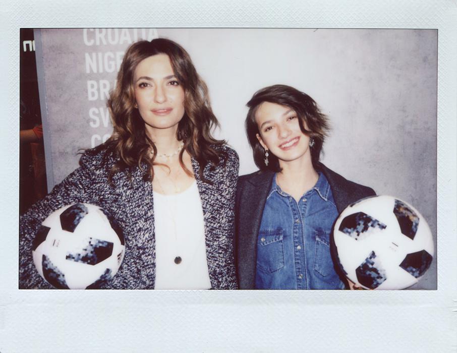 Как прошла вечеринка в честь открытия футбольного поп-апа adidas в ЦУМе (фото 1)