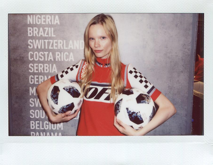 Как прошла вечеринка в честь открытия футбольного поп-апа adidas в ЦУМе (фото 9)