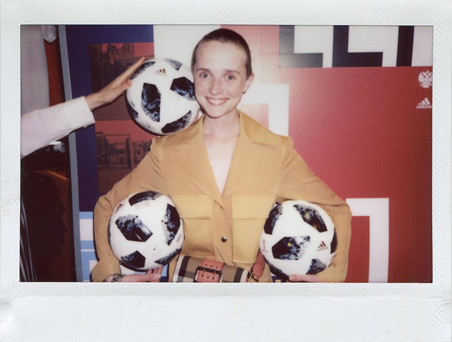 Как прошла вечеринка в честь открытия футбольного поп-апа adidas в ЦУМе (фото 5)