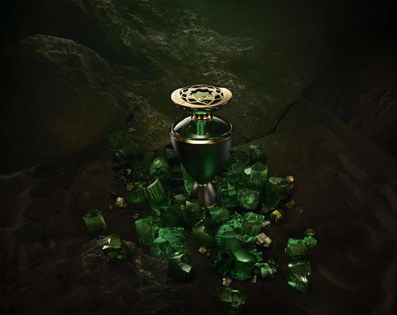 Ароматы и драгоценные камни в новой коллекции Bvlgari (фото 6)