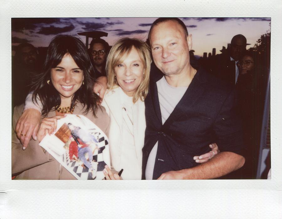Как прошла вечеринка по случаю открытия выставки Юргена Теллера в «Гараже» (фото 8)