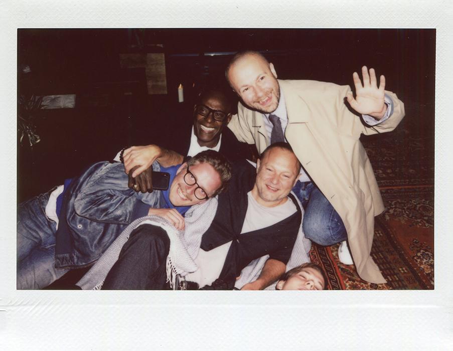 Как прошла вечеринка по случаю открытия выставки Юргена Теллера в «Гараже» (фото 13)