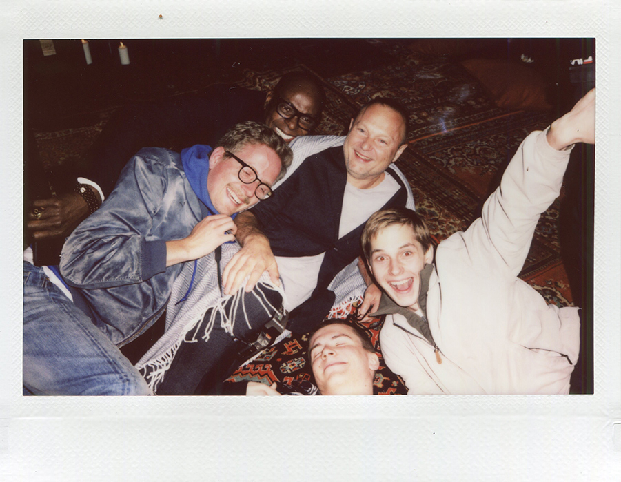 Как прошла вечеринка по случаю открытия выставки Юргена Теллера в «Гараже» (фото 12)