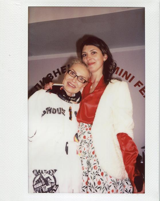 Как прошел День рождения Ольги Свибловой в Мультимедиа Арт Музее (фото 2)