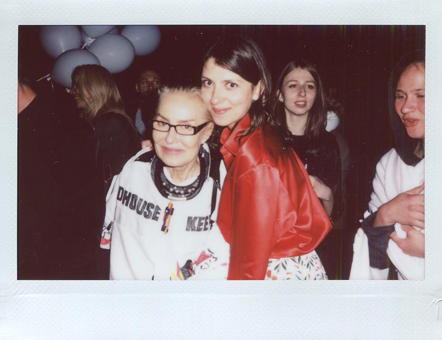 Как прошел День рождения Ольги Свибловой в Мультимедиа Арт Музее (фото 18)