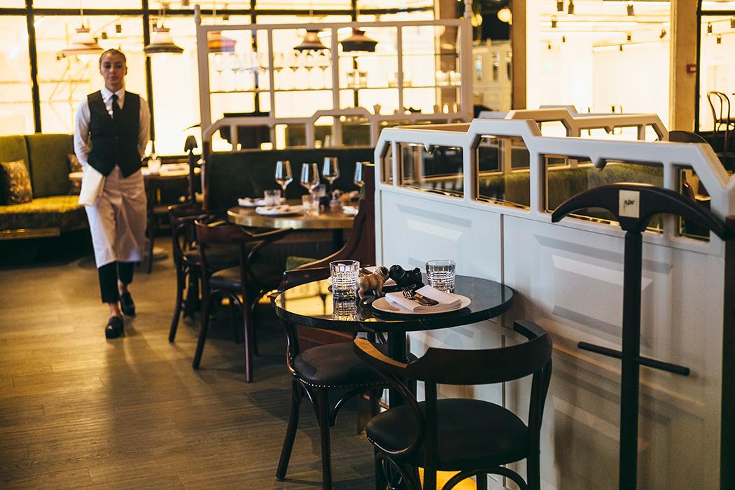 Все о ресторане Buro TSUM: как найти, что попробовать, есть ли завтраки и веранда (фото 15)