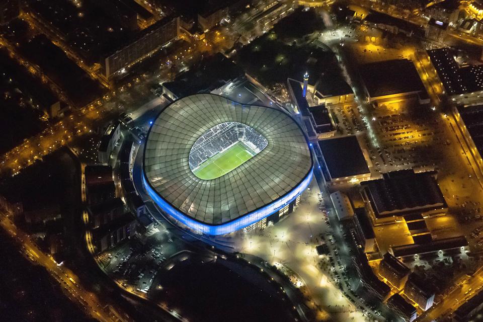Лучшие футбольные стадионы мира (фото 2)