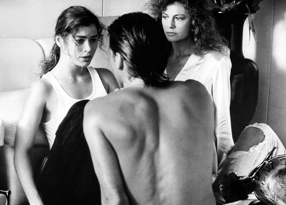 Стиль в культовой эротике 80-х «Дикая орхидея» (фото 4)