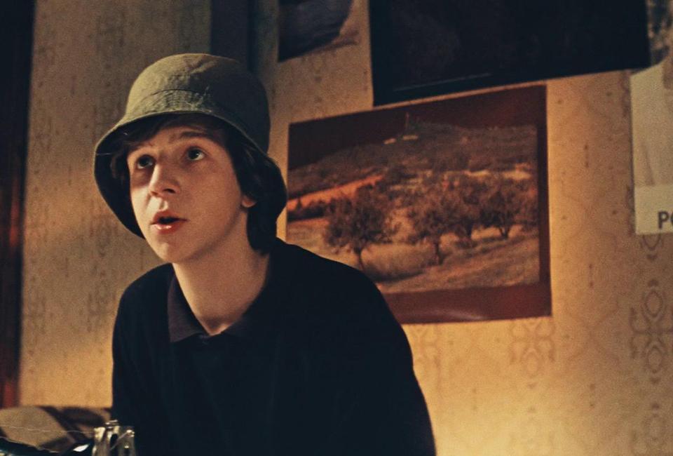 Мода 80-х среди советской молодежи в фильме «Курьер» (фото 1)