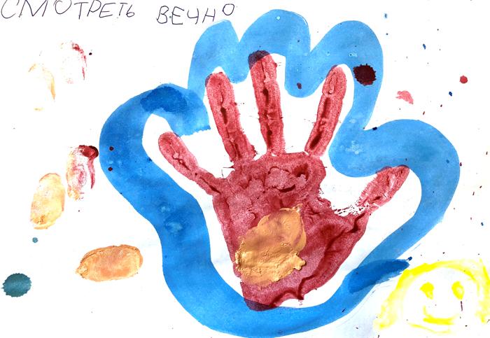 Олег Кулик рисует для Buro 24/7 (фото 6)