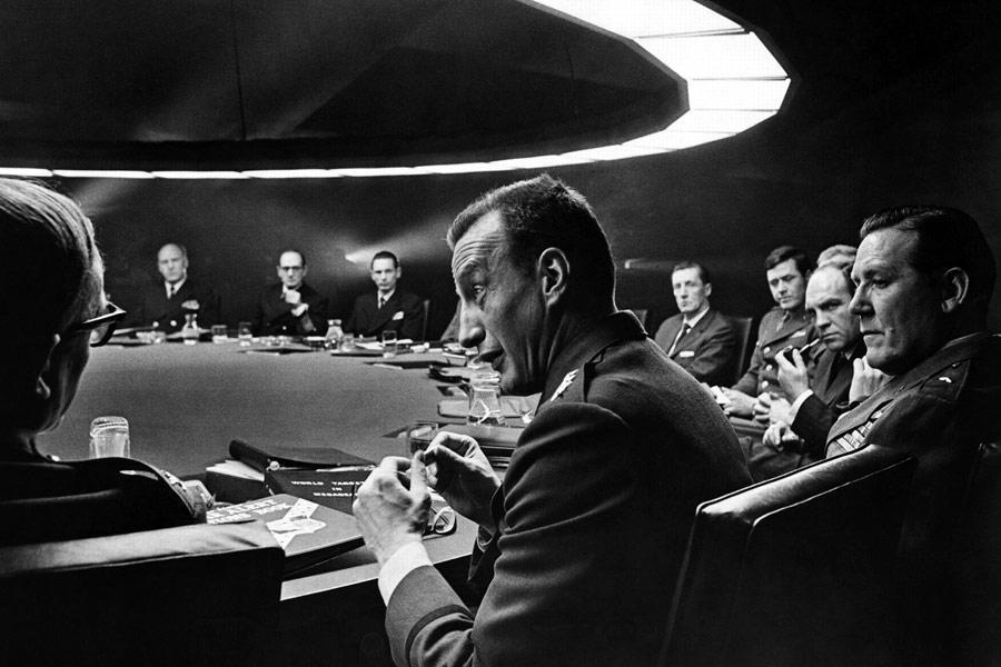 90 лет со дня рождения Стэнли Кубрика: режиссер в воспоминаниях тех, кто с ним работал (фото 4)