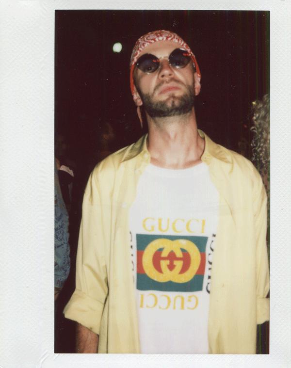 Как прошла вечеринка Gucci WOM Night (фото 41)