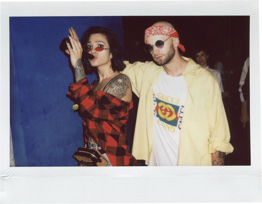 Как прошла вечеринка Gucci WOM Night (фото 27)
