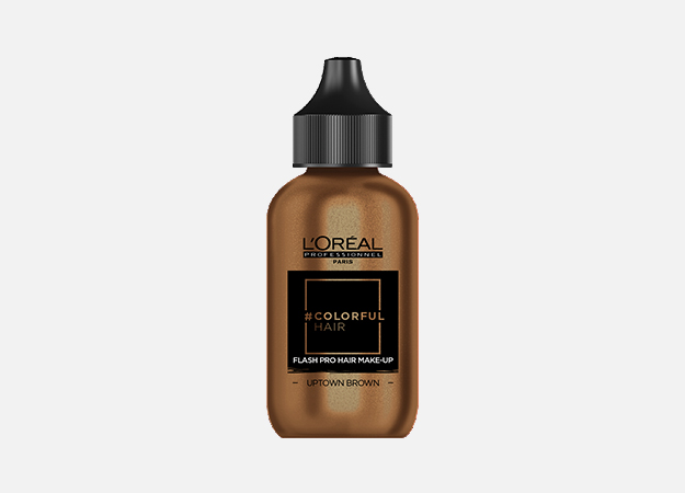Жидкие металлик-тени, средства для макияжа волос и другие новинки недели (фото 6)