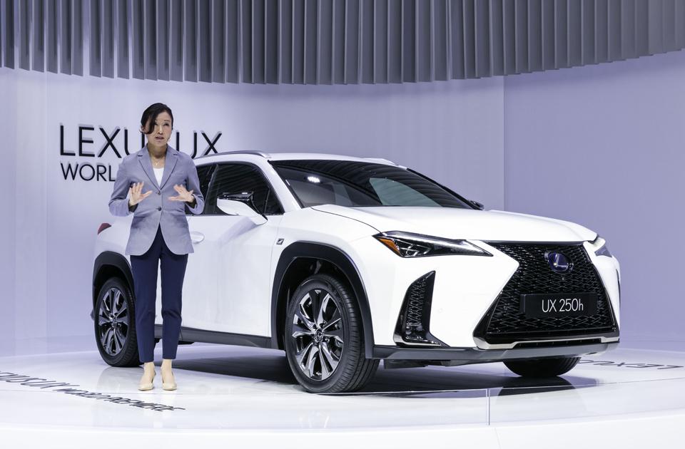 Главный инженер Lexus International — о женщинах в автомобильной индустрии (фото 1)