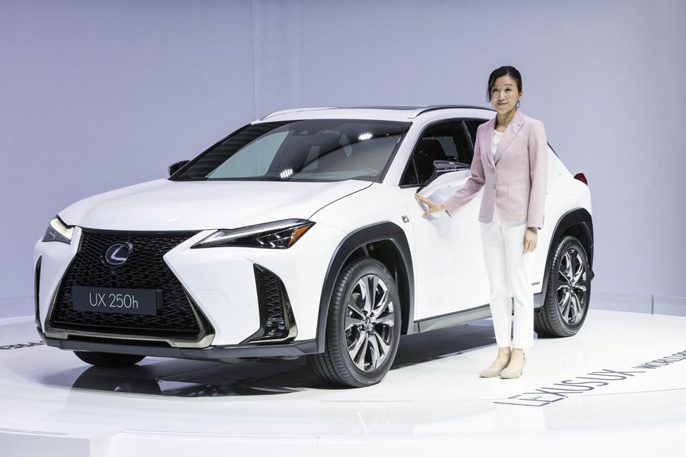 Главный инженер Lexus International — о женщинах в автомобильной индустрии (фото 2)