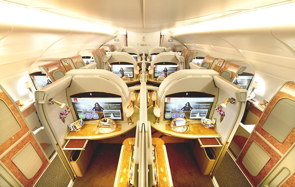 Как отдохнуть в пятизвездочном отеле на высоте 12000 метров (фото 5)