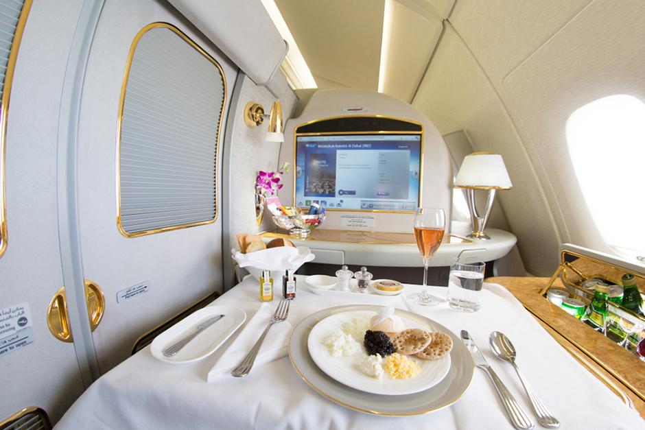 Как отдохнуть в пятизвездочном отеле на высоте 12000 метров (фото 8)