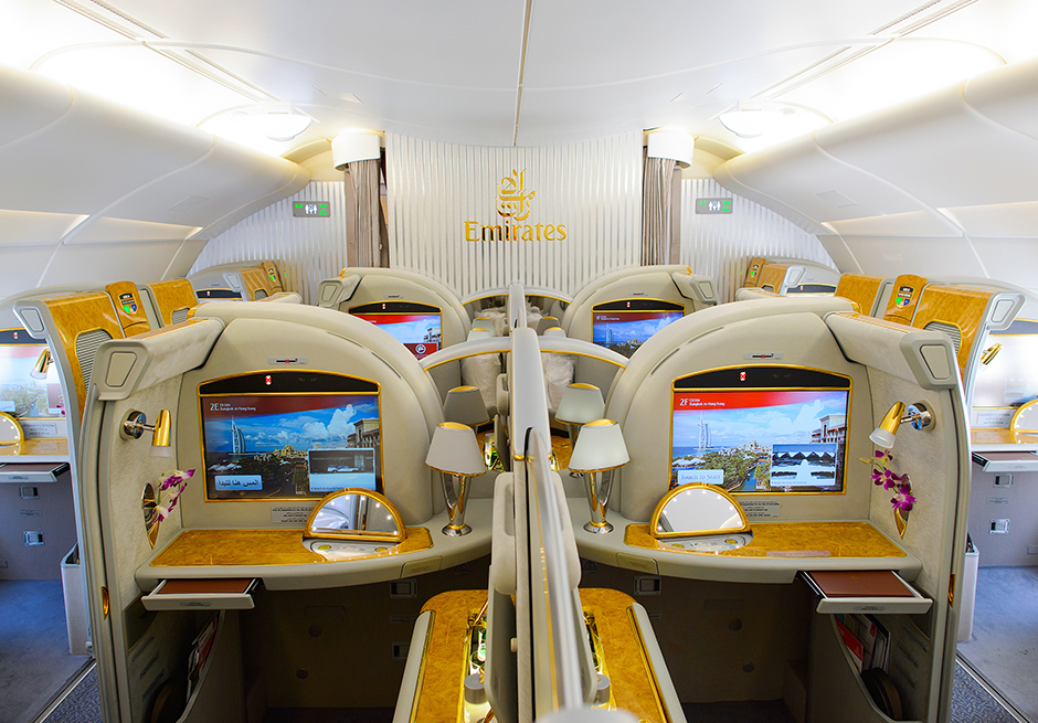 Как отдохнуть в пятизвездочном отеле на высоте 12000 метров (фото 6)