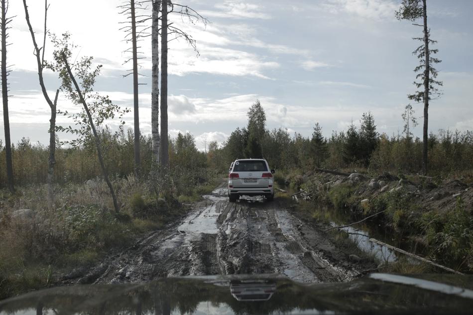 Путевые заметки Алены Чендлер о путешествии по Русскому Северу (фото 4)