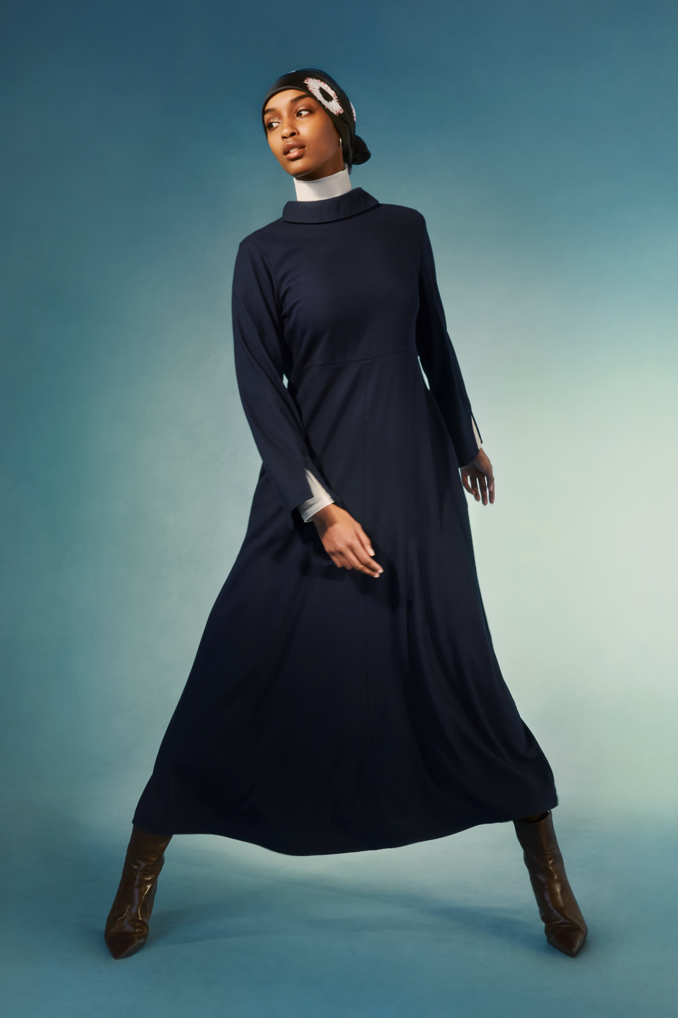 Uniqlo и Хана Таджима представили осенне-зимнюю коллекцию «скромной» одежды (фото 2)