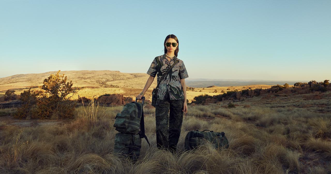 Dior выпустил коллекцию аксессуаров для путешествий (фото 2)