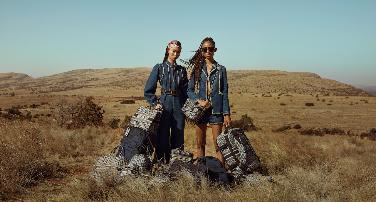 Dior выпустил коллекцию аксессуаров для путешествий (фото 1)