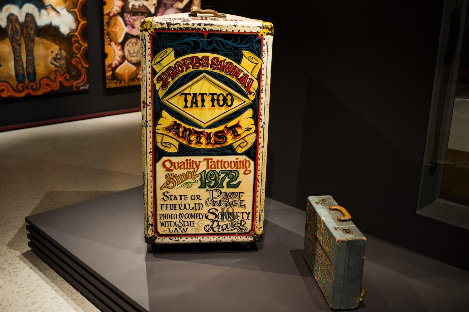 #янеприкроватныйковрик: тату-мастера — о том, как татуировка пришла из субкультур в музей (фото 10)