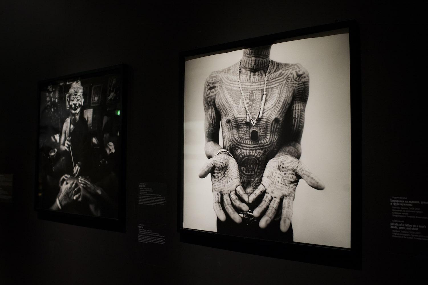 #янеприкроватныйковрик: тату-мастера — о том, как татуировка пришла из субкультур в музей (фото 6)