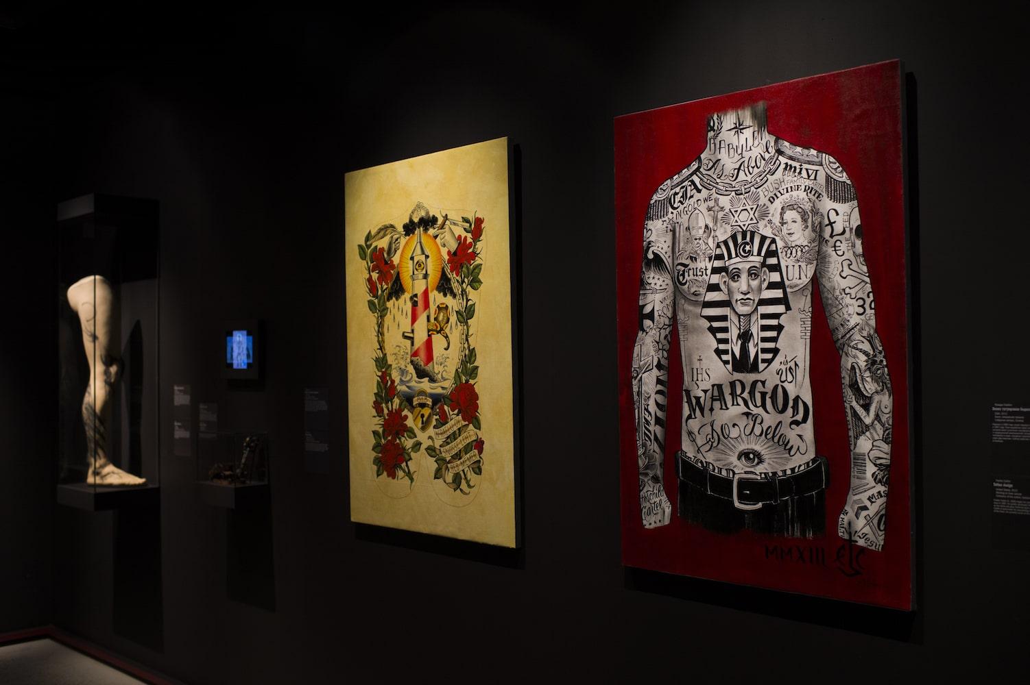 #янеприкроватныйковрик: тату-мастера — о том, как татуировка пришла из субкультур в музей (фото 3)