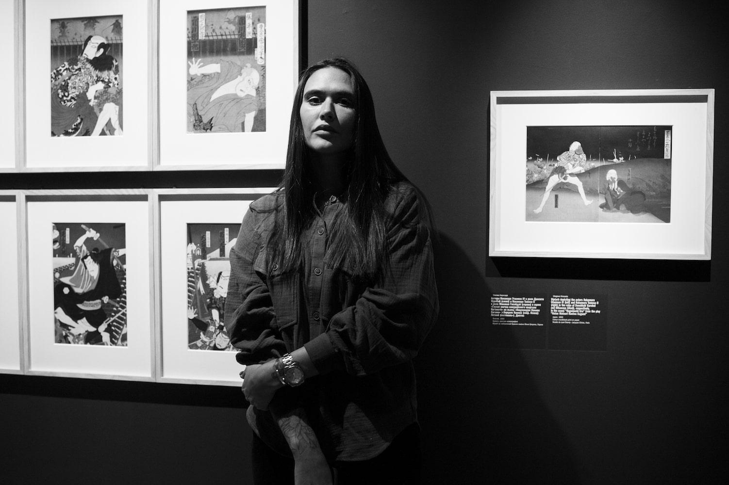 #янеприкроватныйковрик: тату-мастера — о том, как татуировка пришла из субкультур в музей (фото 4)
