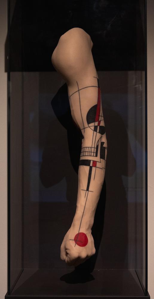 #янеприкроватныйковрик: тату-мастера — о том, как татуировка пришла из субкультур в музей (фото 8)