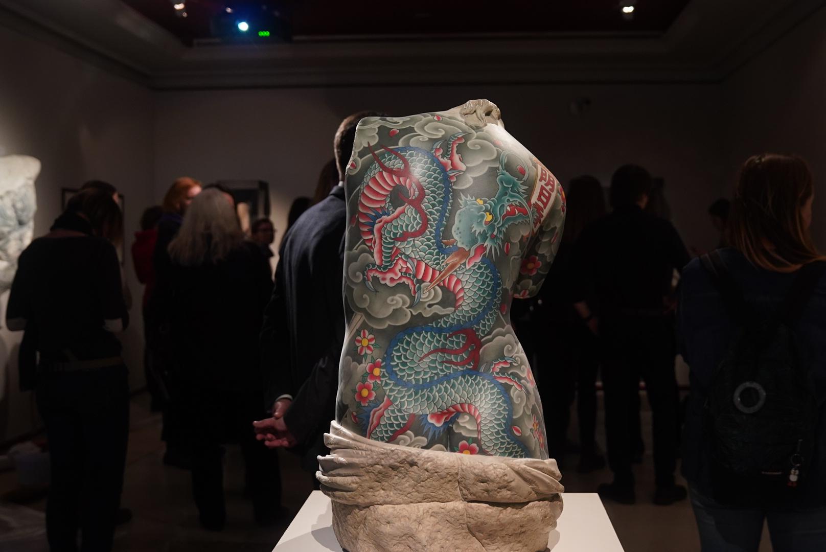 #янеприкроватныйковрик: тату-мастера — о том, как татуировка пришла из субкультур в музей (фото 12)