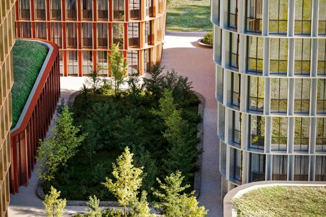 Архитекторы показали новый проект здания на месте киноцентра «Соловей» (фото 2)