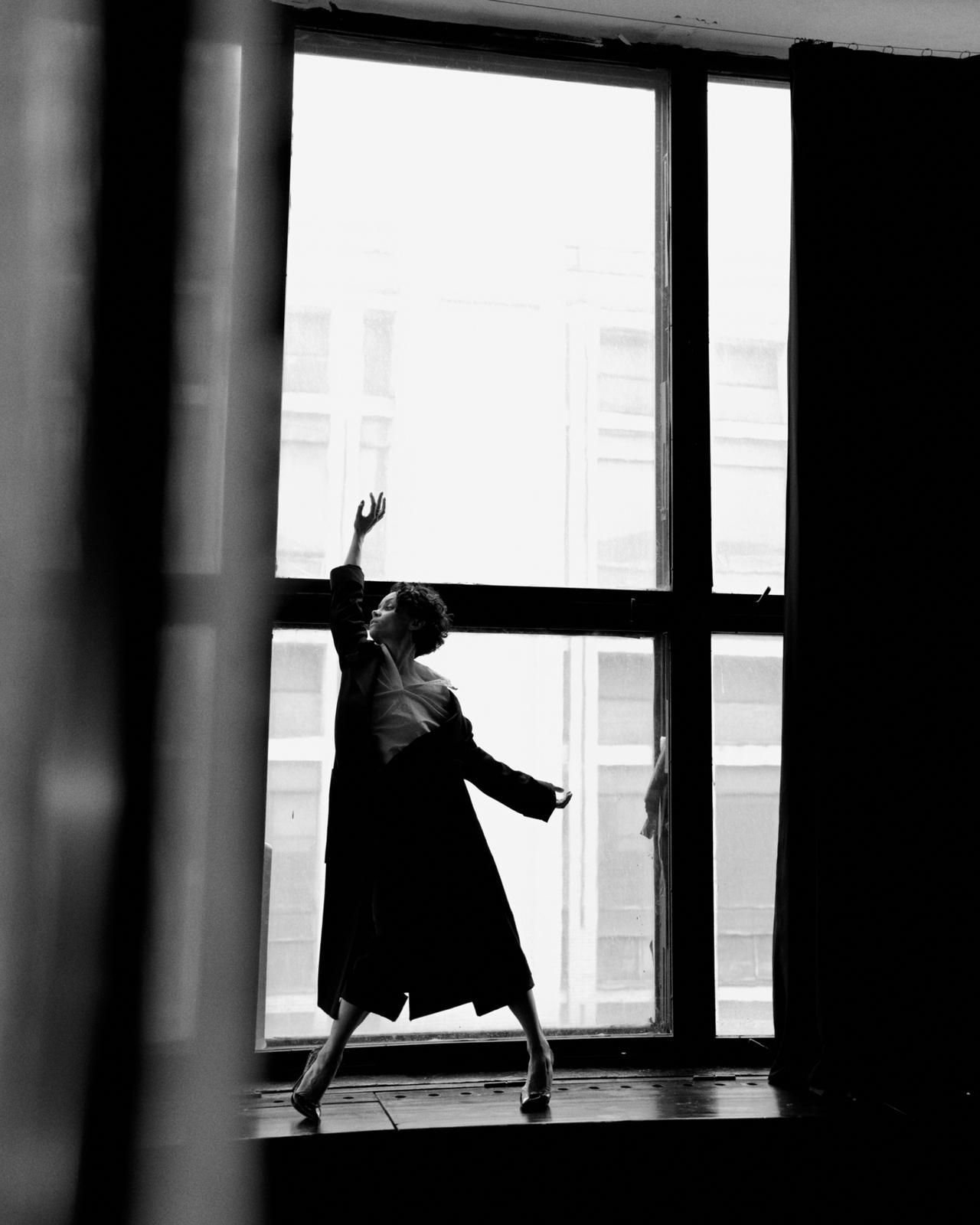 Расширяющийся Context: Диана Вишнева обсуждает современный танец ито, как он изменится, схореографом Ольгой Лабовкиной (фото 1)