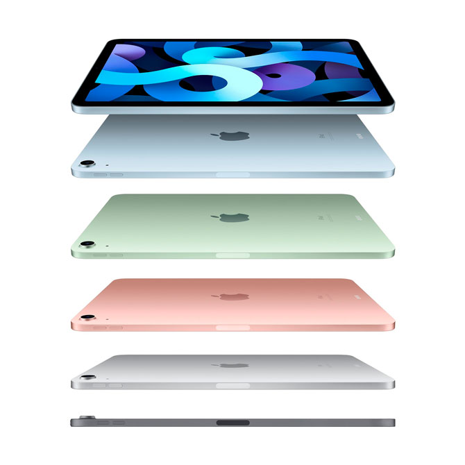 В России открыли предзаказы на iPad Air 2020 (фото 1)