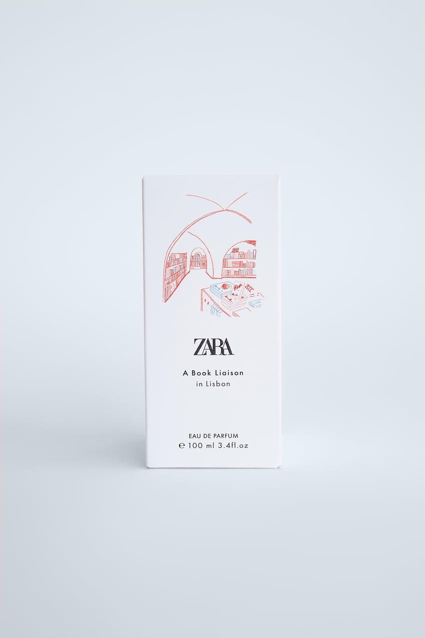 Zara выпустил аромат, вдохновленный запахом книжного магазина в Лиссабоне (фото 2)