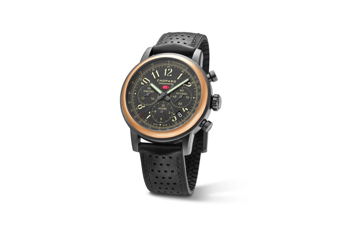 Chopard представил новые часы Mille Miglia Race Edition (фото 2)