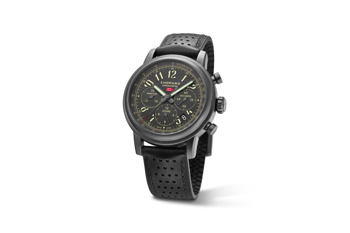 Chopard представил новые часы Mille Miglia Race Edition (фото 1)