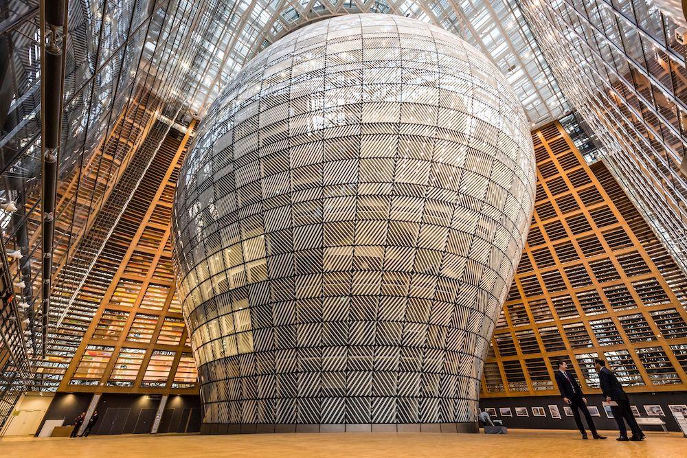 Сила света: 6 лучших примеров новой стеклянной архитектуры (фото 10)