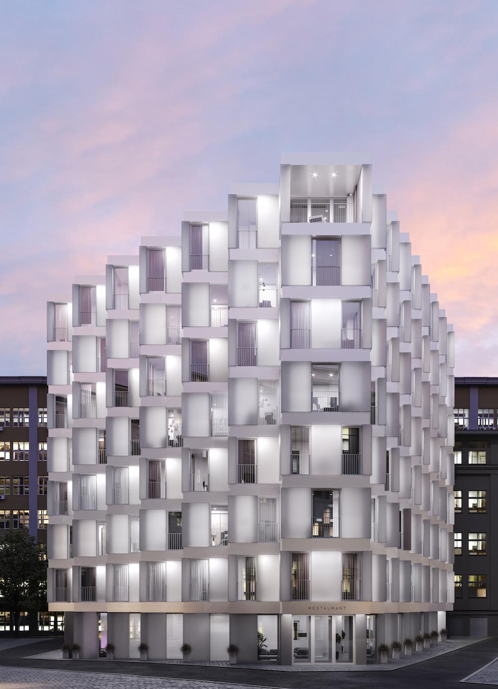 Сила света: 6 лучших примеров новой стеклянной архитектуры (фото 13)