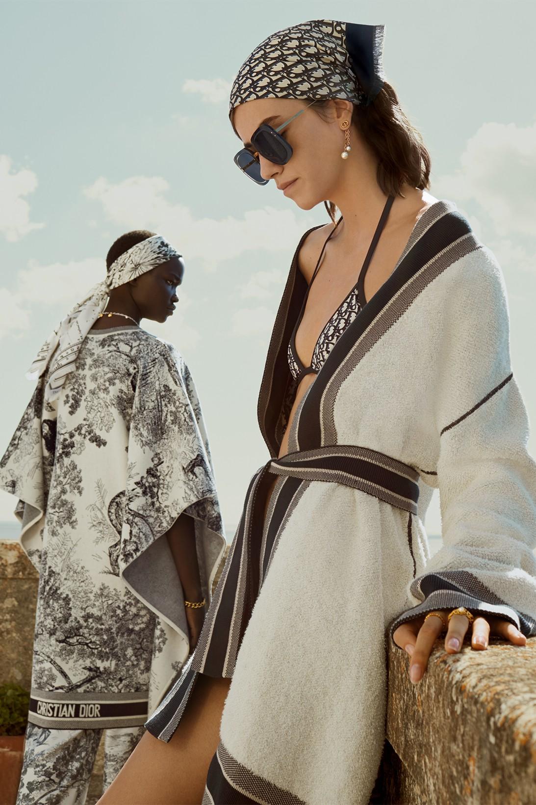 Dior сделал коллекцию домашней одежды вместе с художником Пьетро Руффо (фото 1)