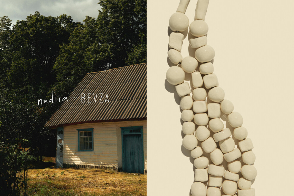 Бренд Bevza выпустил коллекцию, посвященную трипольской культуре (фото 14)
