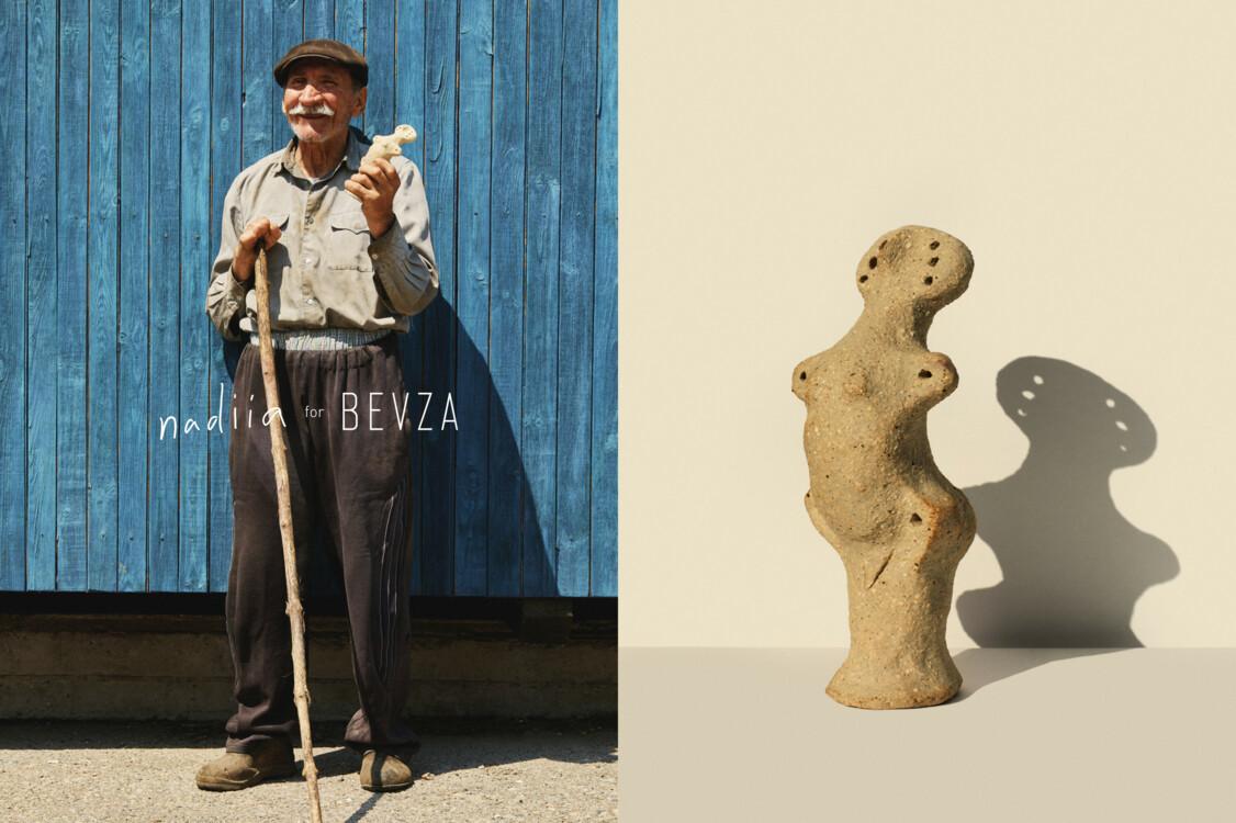Бренд Bevza выпустил коллекцию, посвященную трипольской культуре (фото 4)