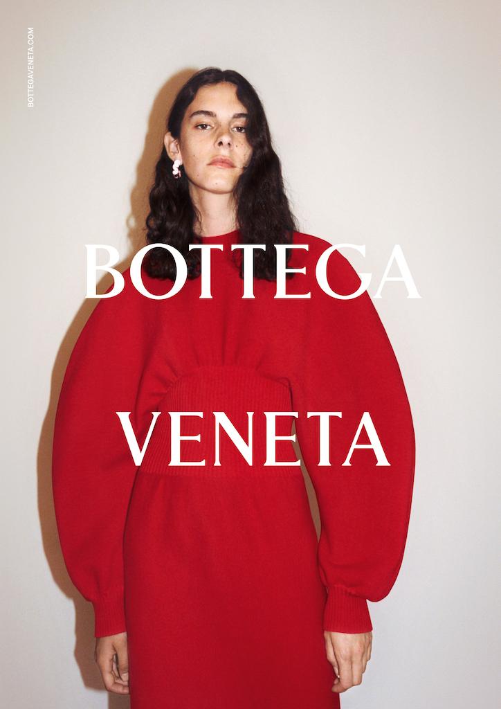 Тайрон Лебон сделал портретные снимки моделей для новой кампании Bottega Veneta (фото 2)